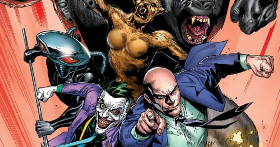 Legion of Doom: ¿Quienes son los villanos en Justice League: La Totalidad?