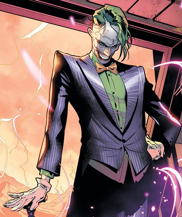 Legion of Doom: ¿Quienes son los villanos en Justice League: La Totalidad?
