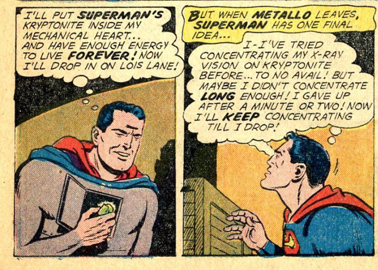 Metallo ¿El villano que inspiró a Tony Stark?