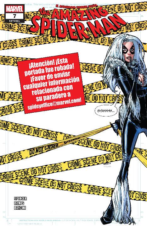 The Amazing Spider-Man (2018-) #7