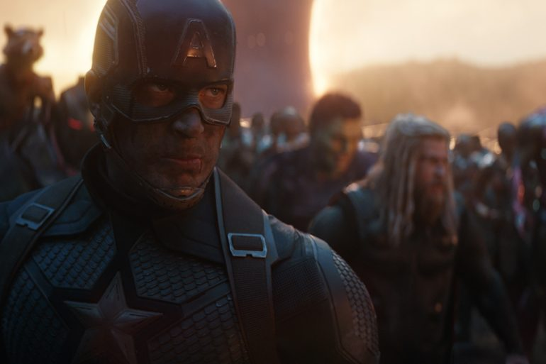 Arranca la carrera de Avengers Endgame en búsqueda del Oscar