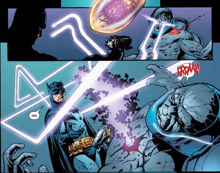 Darkseid: Héroes de DC Universe que lo han vencido en solitario