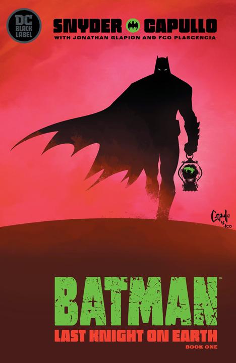 Así se vivirá el Batman Day 2019 en la CDMX