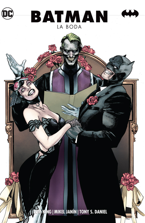 Batman: La Boda, Joker