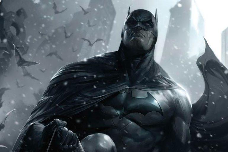 The Batman inicia grabaciones en Londres