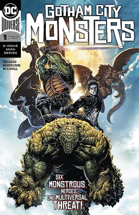 El terror, la nueva apuesta de DC Comics en el cine