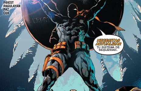 DC Semanal: Deathstroke vs Batman #5 (de 6)