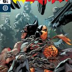 DC Semanal: Deathstroke vs Batman #6 (de 6)