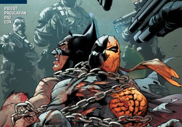 DC Semanal: Deathstroke vs Batman #6 (de 6)