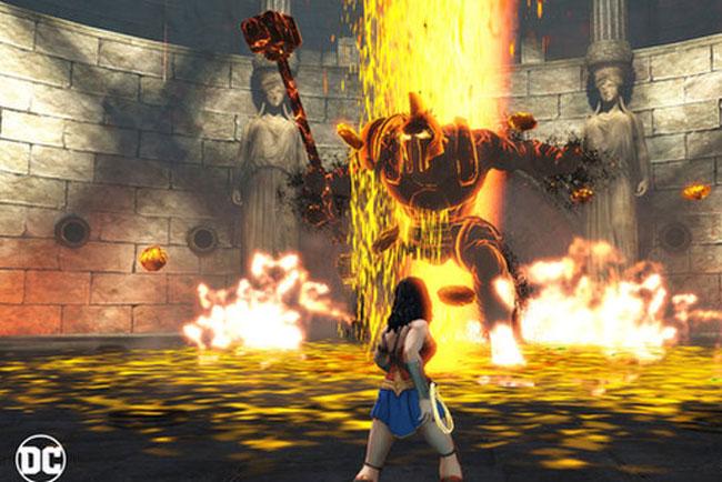 Dark Nights: Metal videojuego.