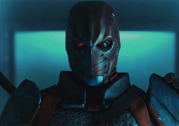 ¡Deathstroke ha llegado a la segunda temporada de Titans!