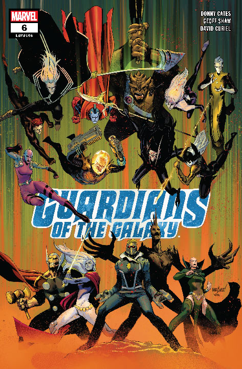 Guardians of the Galaxy (2019- ) #6