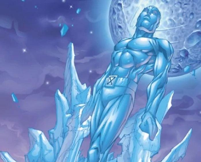 Iceman es un mutante omega.