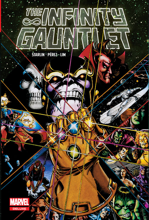 10 principales crossovers de Marvel de la década de los 90's