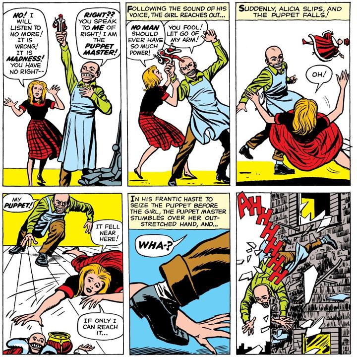 Las creaciones de Jack Kirby, de la A a la Z