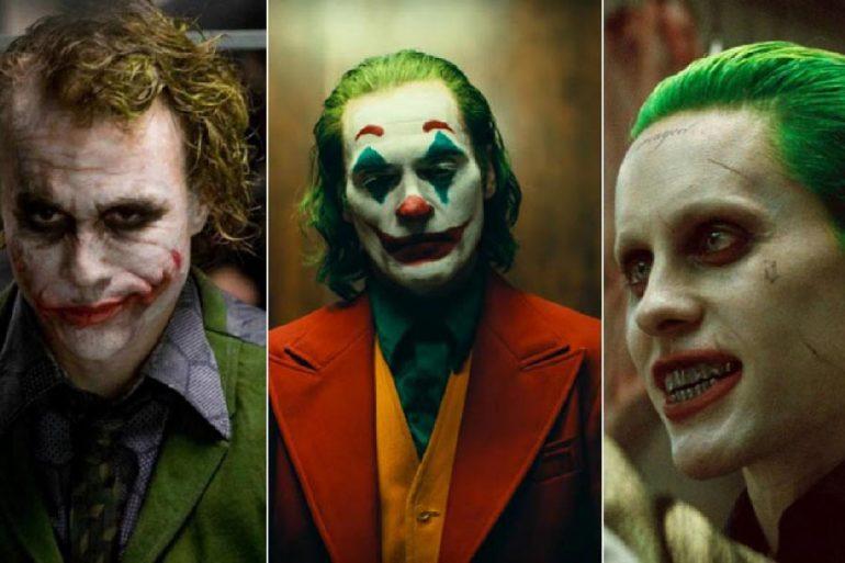 La historia de Joker en Hollywood