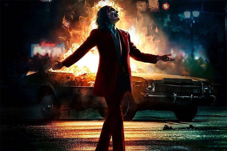 ¡Todo arderá! Checa el nuevo póster del Joker en IMAX