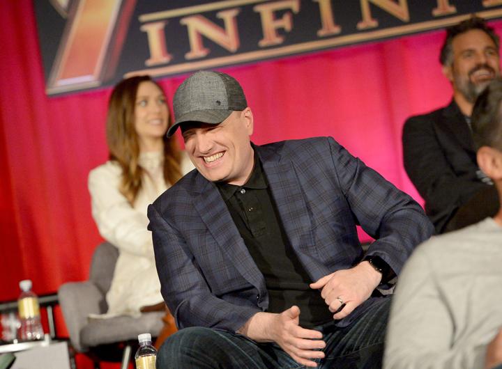 Kevin Feige producirá una cinta de Star Wars