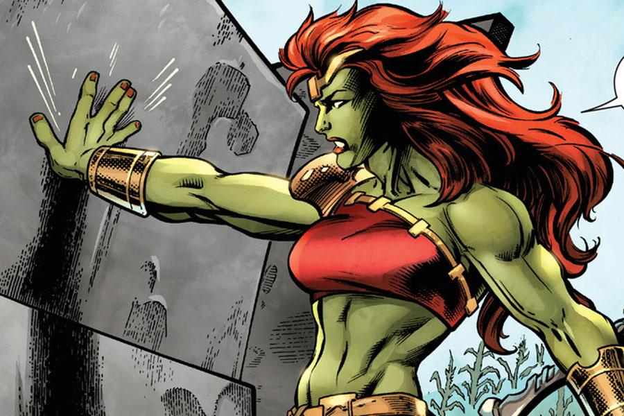 Hijos de Hulk.
