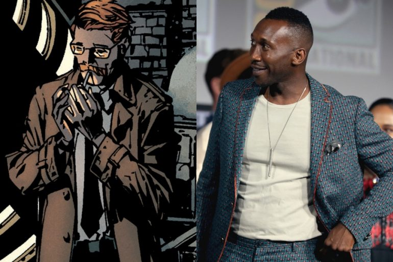 Mahershala Ali podría ser Jim Gordon