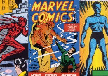 Descubre algunas curiosidades de Marvel Comics #1