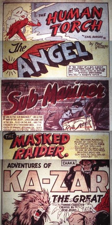 Marvel Comics #1: El cómic que inició todo el Universo Marvel