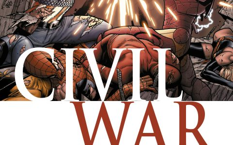 Marvel Grandes Eventos Civil War