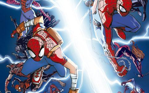 Marvel Grandes Eventos Spider-Verse Vol. 1