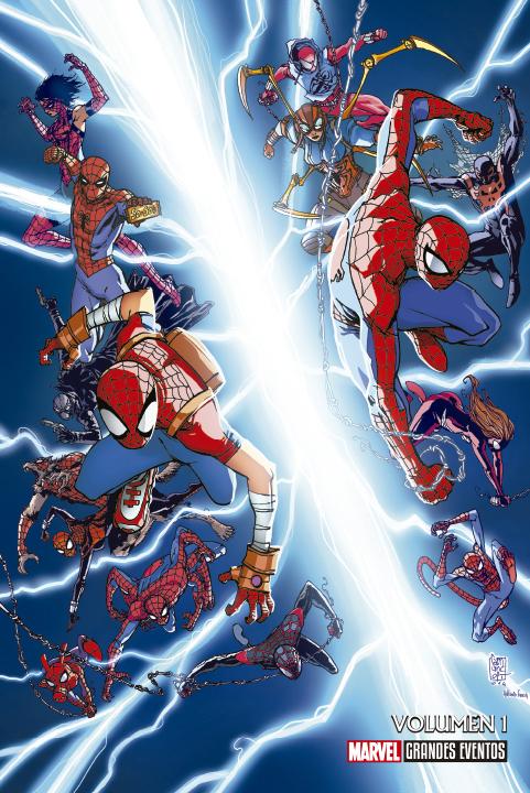 Marvel Grandes Eventos Spider-Verse Vol. 1.