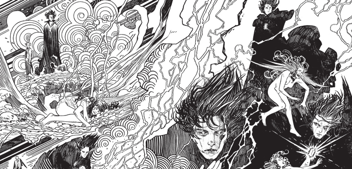 Razones para leer Sandman Universe: The Dreaming Vol. 1