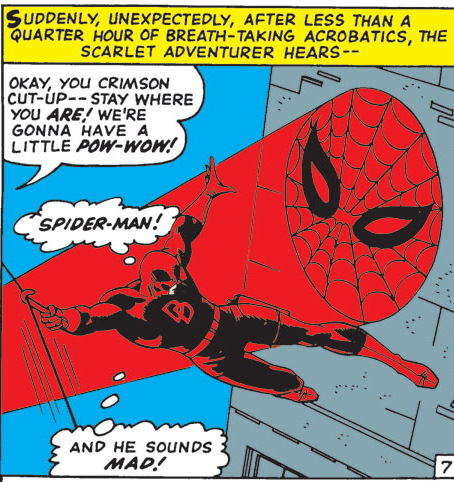 Spider-Man y Daredevil podrían hacer equipo en el cine