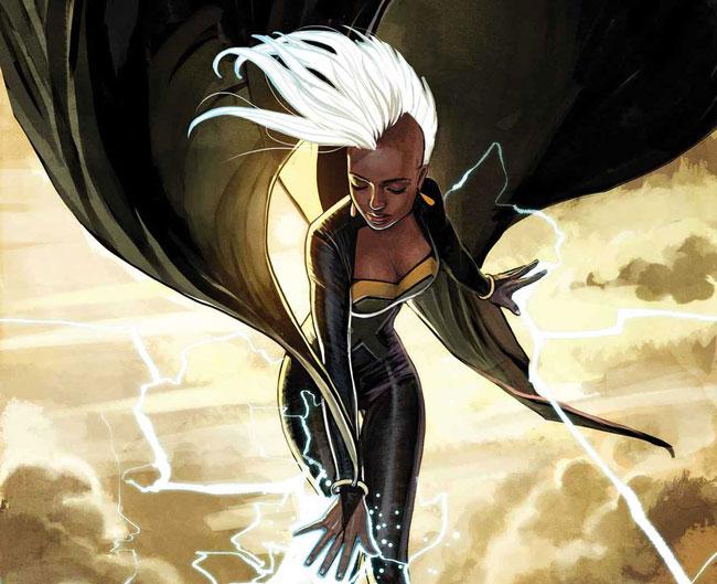Storm es un mutante omega.