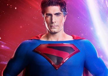 ¡Primera imagen oficial de Brandon Routh como Superman en Crisis on Infinite Earths!