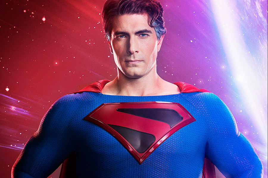 ¡Primera imagen oficial de Brandon Routh como Superman en Crisis on Infinite Earths!