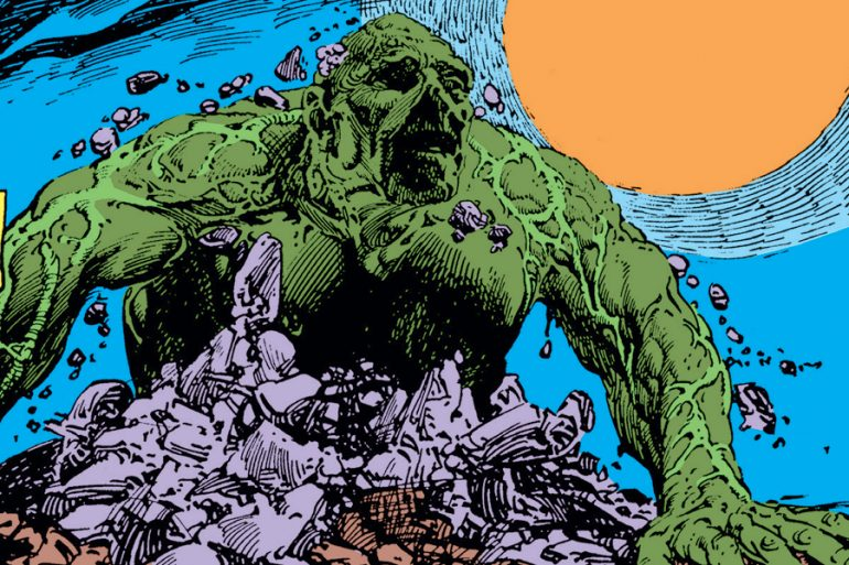 ¿Por qué es básico tener Swamp Thing: La Edad de Bronce?