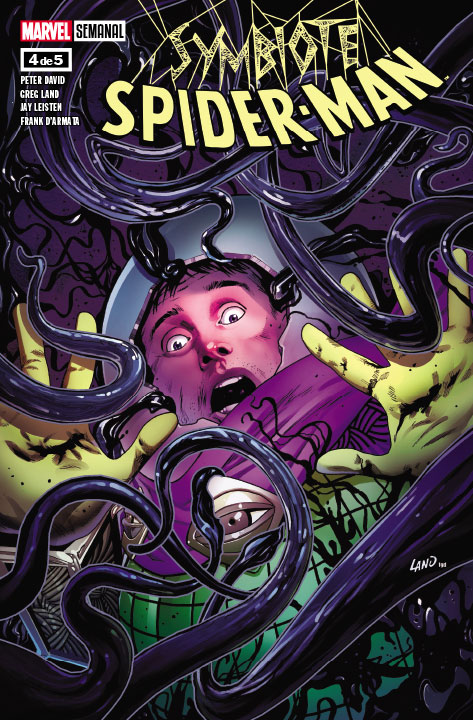 Symbiote Spider-Man #4 (de 5)