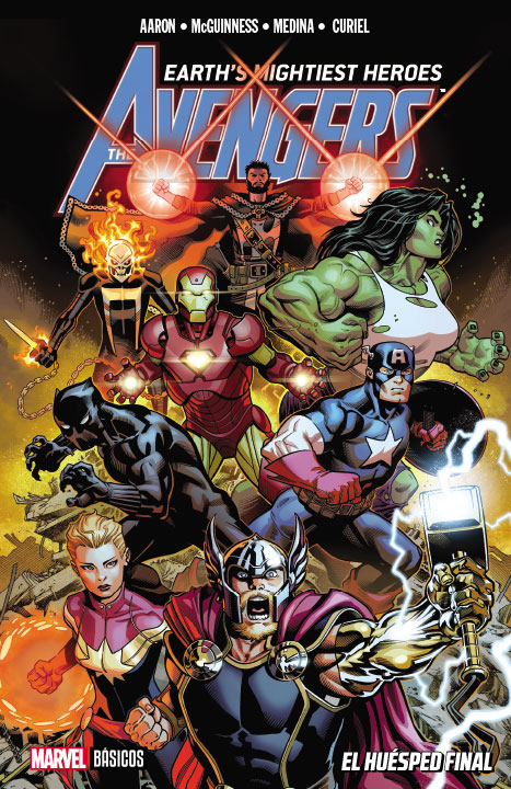 The Avengers Earth's Mightiest Heroes: El Huésped Final