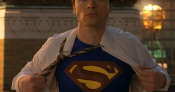 ¡Tom Welling vuelve como Superman en Crisis on Infinite Earths!