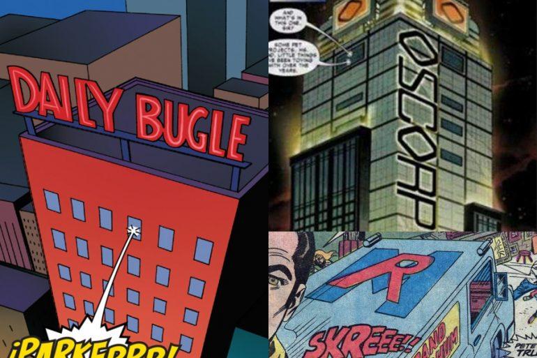 Top 10: Las empresas del Universo Marvel