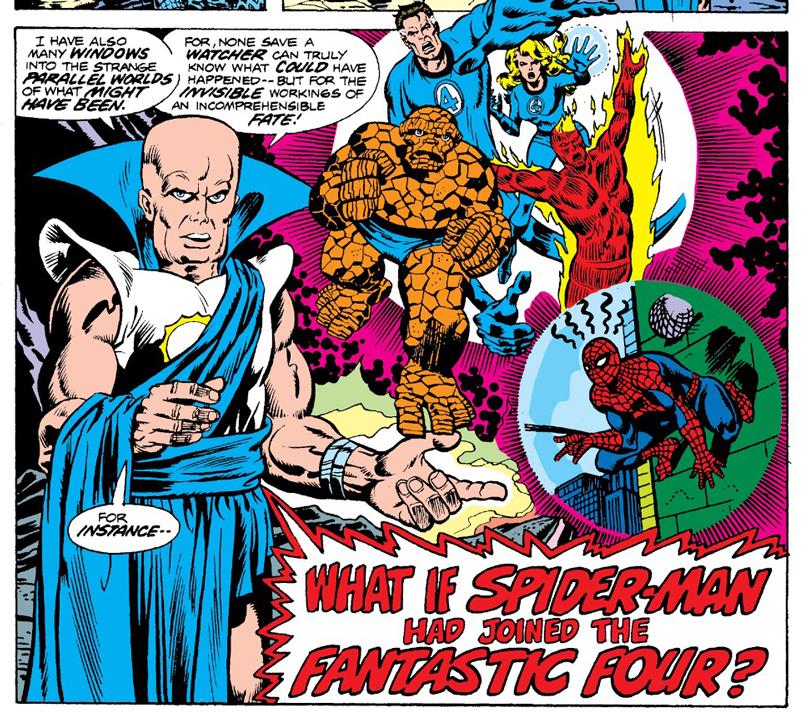 ¿Qué son y de qué tratan los cómics de What if...?