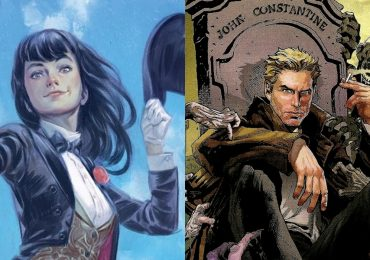 DC Comics tendría varios planes con Zatanna y Constantine en el cine