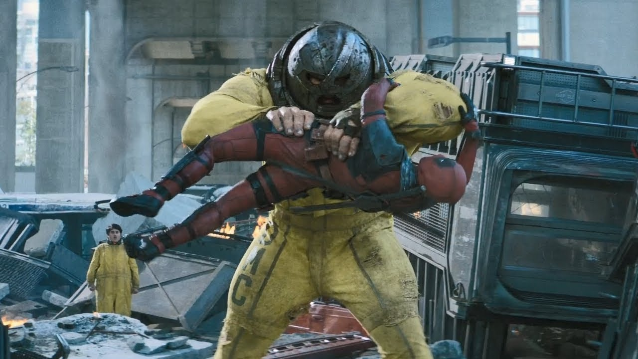 En Deadpool 2 iban a introducir a Fantastic Four.