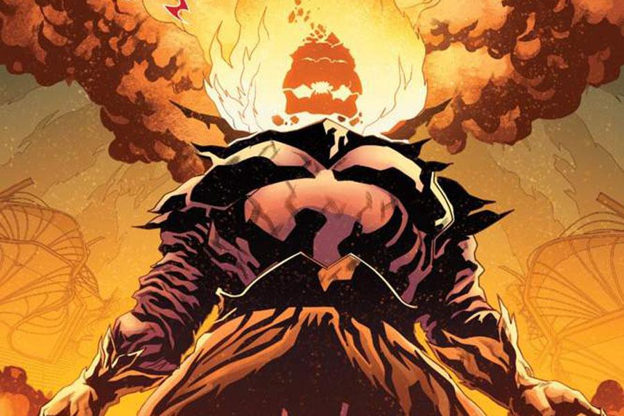 DORMAMMU, villanos demoníacos en Marvel.