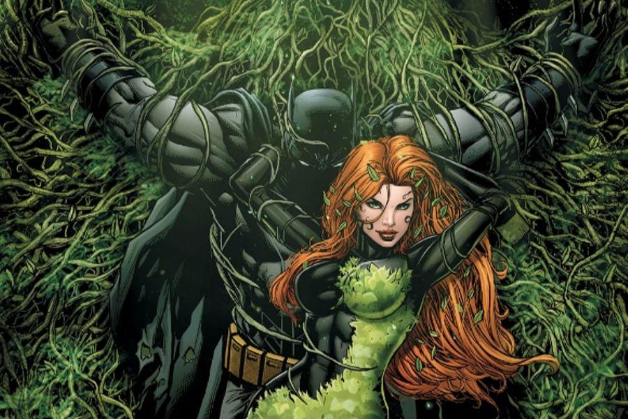 Poison Ivy tendría su película en solitario.