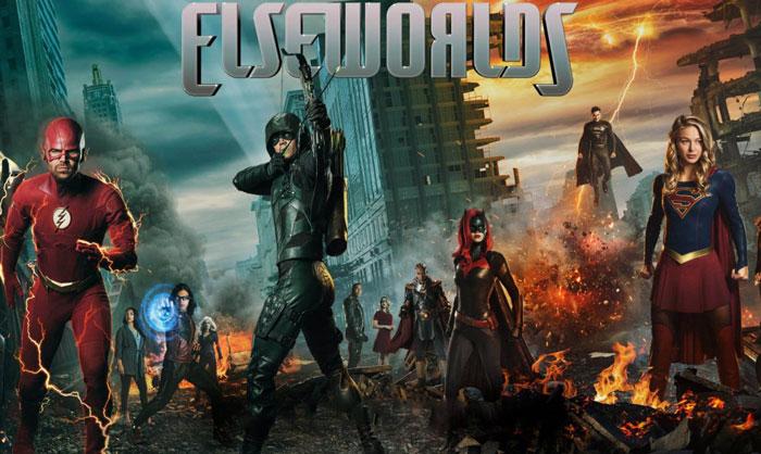 Elseworlds es previo a Crisis en las Tierras Infinitas.