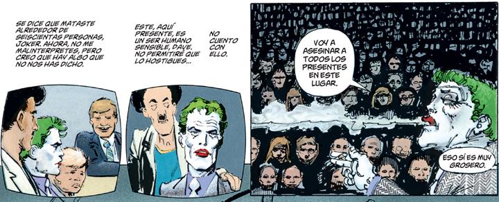 Averigua qué películas y cómics fueron pieza clave para el guión de Joker, escrito por el director Todd Phillips y el productor Scott Silver. Guasón