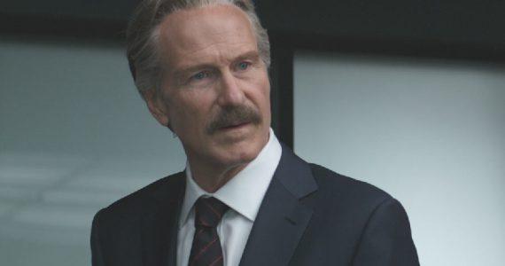 El General Ross reaparecería en la película de Black Widow