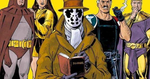 DC Deluxe Edition: Watchmen