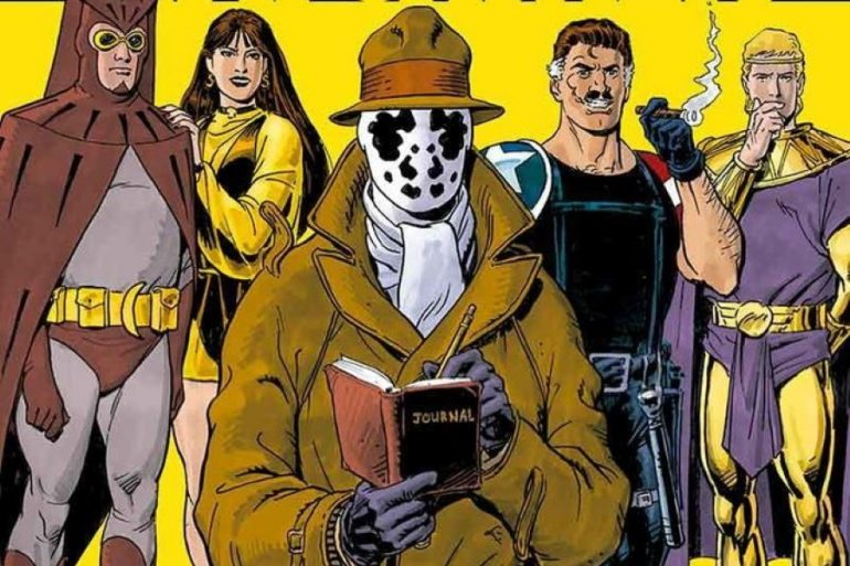 DC Deluxe Edition: Watchmen