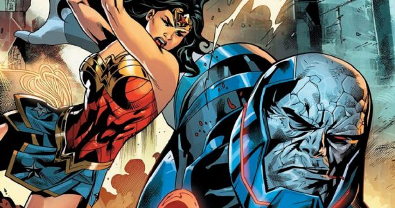 Wonder Woman habría encontrado a Darkseid en Justice League de Zack Snyder
